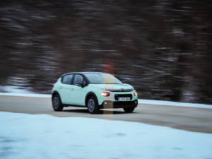 Test Citroen C3 FEEL PureTech 82 BVM - 2017 - 42
