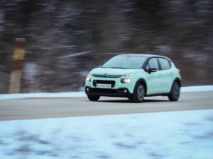 Test Citroen C3 FEEL PureTech 82 BVM - 2017 - 43