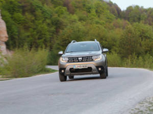 Test Dacia Duster 2WD 23