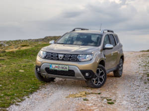 Test Dacia Duster 2WD 31