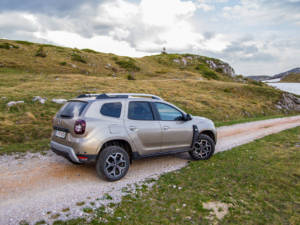 Test Dacia Duster 2WD 32