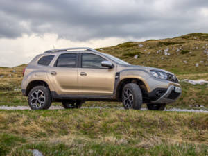 Test Dacia Duster 2WD 35