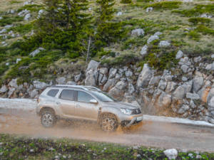 Test Dacia Duster 2WD 40
