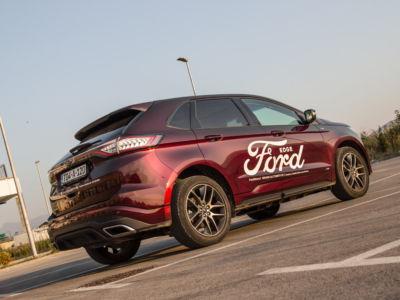 Test Ford Edge Sport 2.0 TDCi 04