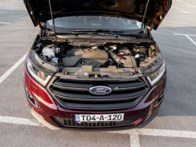 Test Ford Edge Sport 2.0 TDCi 29