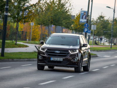 Test Ford Edge Sport 2.0 TDCi 30