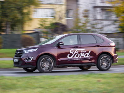 Test Ford Edge Sport 2.0 TDCi 32
