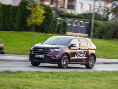 Test Ford Edge Sport 2.0 TDCi 34