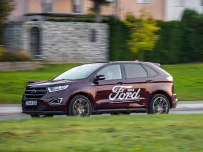 Test Ford Edge Sport 2.0 TDCi 37