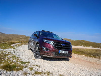 Test Ford Edge Sport 2.0 TDCi 40