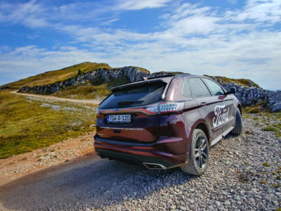 Test Ford Edge Sport 2.0 TDCi 42