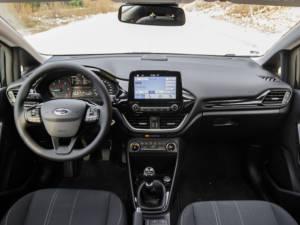Test Ford Fiesta 1.4 DuraTorq 11