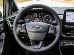 Test Ford Fiesta 1.4 DuraTorq 12