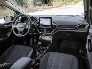 Test Ford Fiesta 1.4 DuraTorq 20