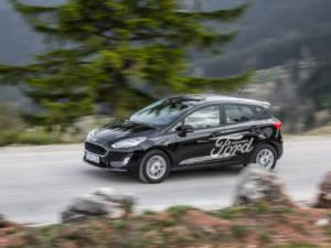 Test Ford Fiesta 1.4 DuraTorq 30