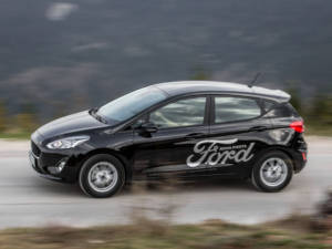 Test Ford Fiesta 1.4 DuraTorq 31