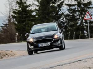 Test Ford Fiesta 1.4 DuraTorq 35