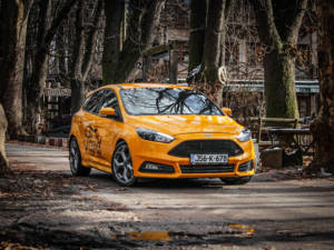 Test Ford Focus ST 2.0 TDCi 04