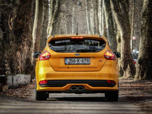 Test Ford Focus ST 2.0 TDCi 05