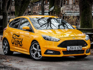 Test Ford Focus ST 2.0 TDCi 07