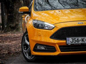 Test Ford Focus ST 2.0 TDCi 08