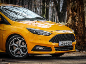 Test Ford Focus ST 2.0 TDCi 10