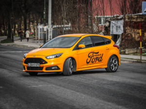 Test Ford Focus ST 2.0 TDCi 12