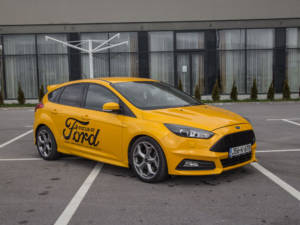Test Ford Focus ST 2.0 TDCi 13