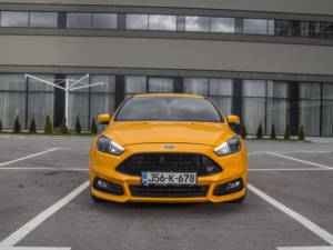 Test Ford Focus ST 2.0 TDCi 14