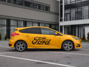 Test Ford Focus ST 2.0 TDCi 19