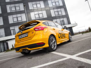 Test Ford Focus ST 2.0 TDCi 20