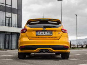 Test Ford Focus ST 2.0 TDCi 21