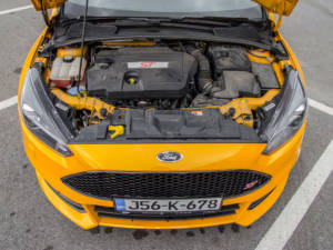 Test Ford Focus ST 2.0 TDCi 39