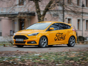Test Ford Focus ST 2.0 TDCi 40