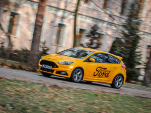 Test Ford Focus ST 2.0 TDCi 41