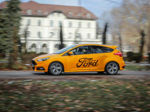 Test Ford Focus ST 2.0 TDCi 42