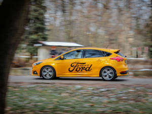 Test Ford Focus ST 2.0 TDCi 43