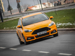 Test Ford Focus ST 2.0 TDCi 45
