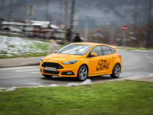 Test Ford Focus ST 2.0 TDCi 47