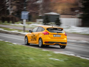 Test Ford Focus ST 2.0 TDCi 48