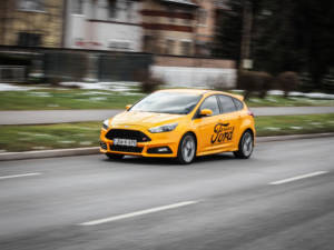 Test Ford Focus ST 2.0 TDCi 52
