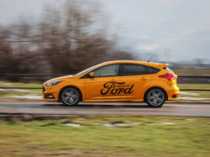 Test Ford Focus ST 2.0 TDCi 53