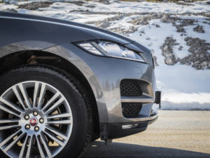 Test Jaguar F-Pace 2.0 Awd 16