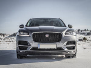Test Jaguar F-Pace 2.0 Awd 25