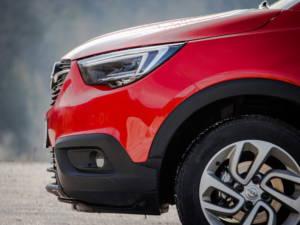 Test Opel Crossland X Enjoy 1.6 DT 12