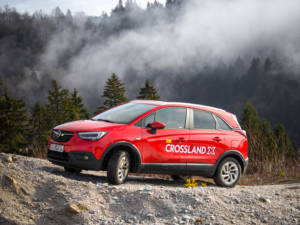 Test Opel Crossland X Enjoy 1.6 DT 18