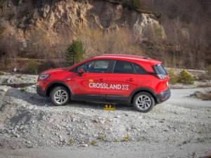 Test Opel Crossland X Enjoy 1.6 DT 19