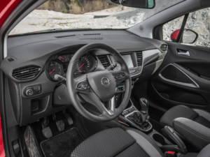 Test Opel Crossland X Enjoy 1.6 DT 21