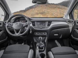 Test Opel Crossland X Enjoy 1.6 DT 22