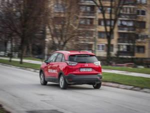 Test Opel Crossland X Enjoy 1.6 DT 36
